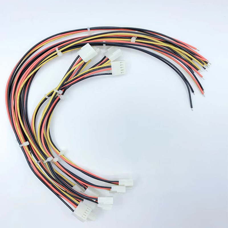 Custom JST SH GH ZH PH XH 1.0 1.25 1.5 2.0 2.54mm pitch 2/3/4/5/6 Pin Connector Wire Harness