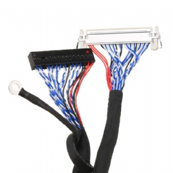 FI-X30HL to Dupont lcd lvds cable