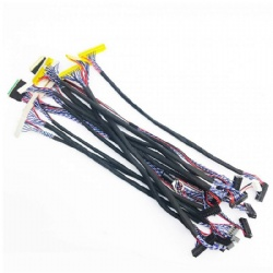 27inch Universal LVDS Cable for LCD Panel Controller Support 14''-26'' Screen
