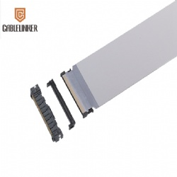1.0mm Pitch N Pin FFC Cable Connector